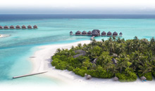 maldivas luna de miel: hotel anantara dhigu (sunrise beach villa) (mp)