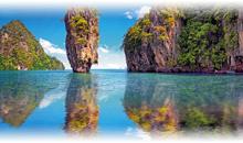 tailandia de norte a sur, phuket y phi phi