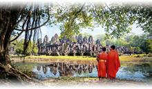 ¿Cuanto Cuesta Viajar de México a Camboya?