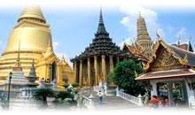 paisajes de vietnam con bangkok