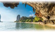 bangkok, krabi y phi phi (aéreo phuket-bangkok)