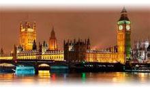 Paquetes Vacacionales para Inglaterra Vuelo y Hotel Incluido