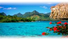 TAHITI - BORA BORA (Garden View en Bora Bora)