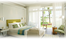 isla mauricio: hotel long beach golf & spa resort (junior suite beach-access)