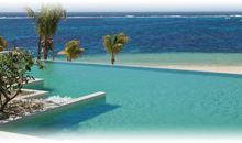 isla mauricio luna de miel: hotel long beach golf & spa resort (junior suite beach-access)