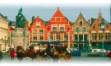 Paquetes de Viajes Baratos a Bélgica desde Bogotá