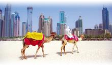 DUBAI, ABU DHABI Y DESIERTO