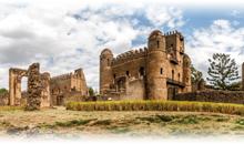 etiopía, ruta histórica del norte
