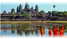 singapur, vietnam y camboya